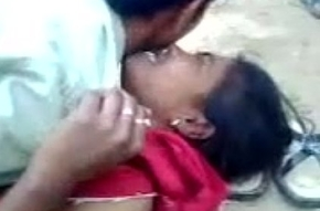 Desi tamil hang on making out outside,